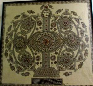 Mithila Art by Ajit Kumar Sah