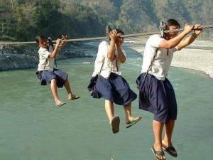 Journey to school