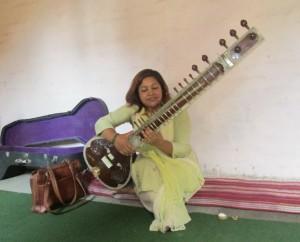 Sita Maiya Rajchal at LK Campus Music Department
