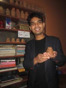 Kitlee Cups with Deepak Tamrakar