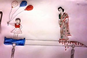 Rubina Kc -- Nepalese in art