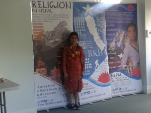Anjali Phuyal at DOWF 2015